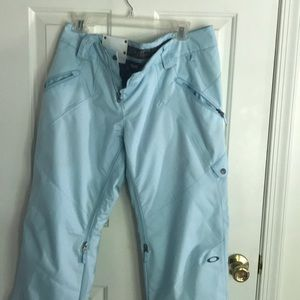 Ski pants worn once